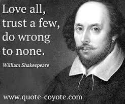 William Shakespeare quotes - Quote Coyote