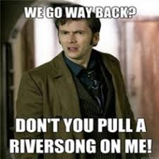 Doctor Potter meme Doctor Who Harry Potter images Silence | Doctor ... via Relatably.com