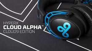 C9 Headset – <b>HyperX Cloud Alpha Cloud9</b> Edition - YouTube