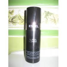 Отзывы о <b>Тонизирующий шампунь для</b> волос Estel Alpha Homme ...