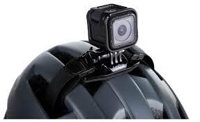 Крепление на <b>шлем GoPro Vented Helmet Strap Mount</b> — купить ...