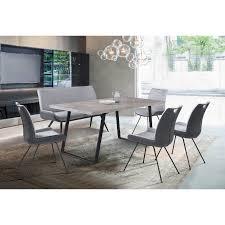 <b>Modern</b> Industrial Gray <b>5 Piece Dining</b> Set - Coronado | RC Willey ...