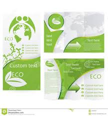 brochure inspiration layout and color vector brochure layout it uses more graphic to attract the viewer than words brochure inspiration layout