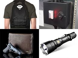 28 Pieces of <b>Self Defense Gear</b> for Home, Work and Beyond