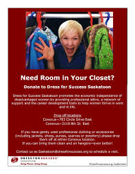 donate dress for success saskatoon needroominyourcloset page 0