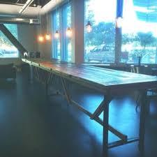 reclaimed wood custom designed table by brenda dronkers awesome custom reclaimed wood office desk
