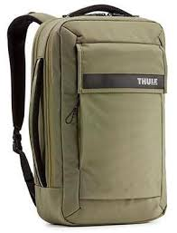 <b>Рюкзак THULE Paramount Convertible</b> Backpack 16L Olivine ...