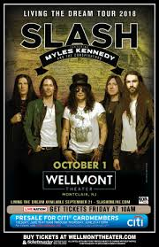 WDHA pres <b>Slash ft Myles Kennedy</b> and The Conspirators – Living ...