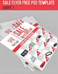 flyer psd template on behance
