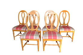 dining room chairs set of 6 lexington furniture set of  dining room chairs upholstered seat