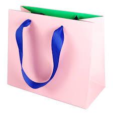 """<b>Пакет подарочный</b> """"Однотонный 2"""" А5, розовый – купить по цене ..."""