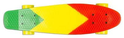 Пенни борд <b>MaxCity</b> 57 x 15 см <b>Plastic</b> Board Small купить, цены в ...