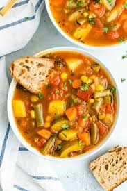 Outrageously Delicious <b>Vegetable Soup</b> | Eating Bird Food
