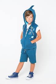 <b>Жилет</b> для мальчика, артикул: КР 300637, цвет: морская волна к ...
