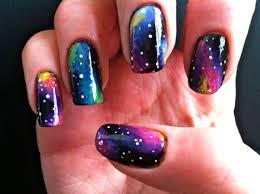 """Résultat de recherche d'images pour """"nail art galaxy"""""""
