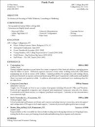 examples of resume for college students  socialsci coexamples of resume for college students