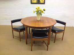 century teak extendable dining table furniture