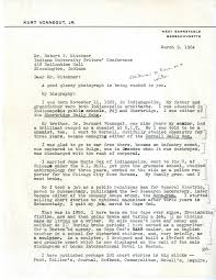 s na university archives mitchner also writes to vonnegut asking if a 10 30 am slot would be acceptable for his short story workshop as well as if vonnegut would a chapter