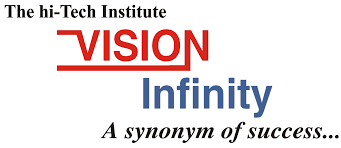 vision infinity iit jee coaching training vision logo