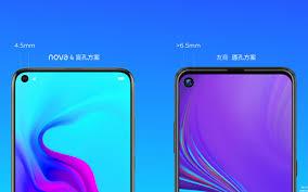 """Huawei Nova 4 có """"cái lỗ"""" nhỏ nhất thế giới"""
