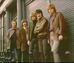 The <b>Moody Blues</b>