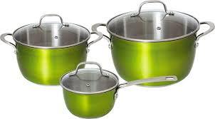 <b>Набор посуды</b> для приготовления 6 предметов, нержавеющая ...