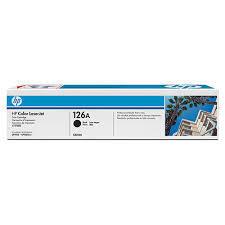 HP CE310A (№126) черный <b>тонер</b>-<b>картридж</b> для LaserJet Pro 100 ...