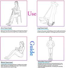 GGAME <b>Pedal Resistance Band Exercise</b> Equipment, Sit up ...