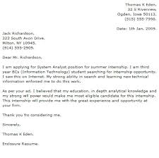 cover letter example 4 technology cover letters