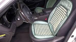 Jade <b>Bead</b> Padded <b>Car</b> Seat Covers for Bucket Seats - YouTube