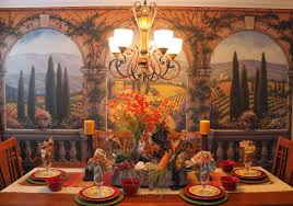 Tuscan Dining Room Southern Seazons Tuscan Dining