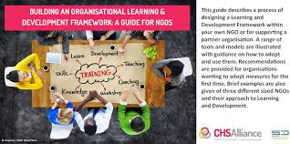 building an organisational learning and development framework we why might it be beneficial to your organisation to consider adopting an l and d framework after all you be thinking that you do not currently have the