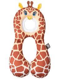 <b>Подушка для путешествий</b> Travel Friends, жираф <b>BenBat</b> ...