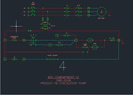 an electrical design software for automatic one line diagrams    a control wiring diagram created automatically by gsn    s electrical designer software