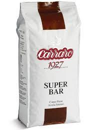 <b>Super</b> Bar 1 кг <b>кофе</b> в зернах <b>CARRARO</b> 4218504 в интернет ...