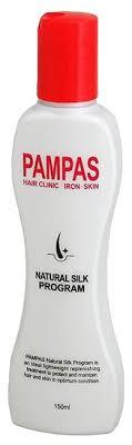 Pampas <b>Natural</b> Silk Program <b>Эссенция для волос</b> ... — купить по ...