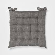 <b>Подушка для</b> стула Goodhome Tiga 45 х 45 см, <b>черная</b> - купите по ...