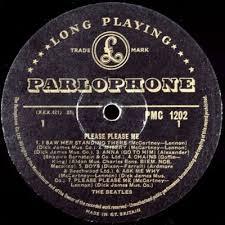 BEATLES-PLEASE PLEASE ME(MONO)-1963 ... - Bidspirit auction