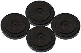 Mxfans <b>4pieces</b> 50mm Dia <b>HIFI</b> Speaker Turntable Isolation Stand ...