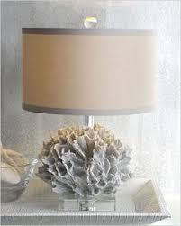regina andrew design white coral mini lamp the perfect burst of coastal charm andei studio italia design
