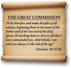 Image result for great commission photo