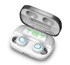 S11 3500mAh Power Bank Bluetooth 5.0 Wireless Headphone ...