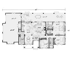 Perfect one story house plans   walkout basement VX    Perfect one story house plans   walkout basement VX