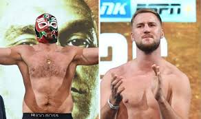 Boxing results in full: Tyson Fury WINS in bloodbath against Otto ...