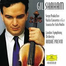 <b>Prokofiev</b>: <b>Violin Concertos</b> 1 & 2; Sonata for Solo Violin