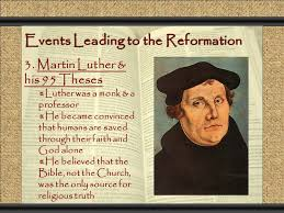 BBC Religion   Ethics   In Pictures  Martin Luther  Wittenberg and     Alamy    Interesting Facts About the    Theses of Martin Luther