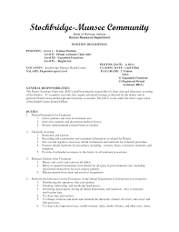 dental technician resume template dental technician resume