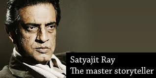 Image result for Sathyajit ray