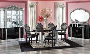 Mirrors For Dining Room Walls Formal Wooden Brown Modern Contemporary Dining Room Sets Modern