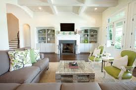 coffee table height living room traditional with archway beige sectional beige image by maison market beige sectional living room